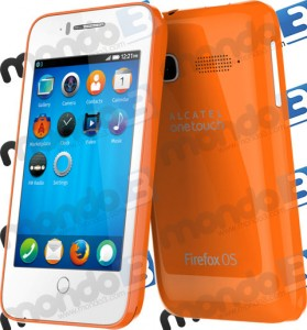 Alcatel ONETOUCH Fire Firefox OS