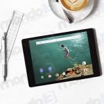 HTC presenta Nexus 9