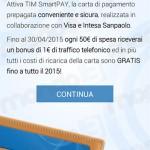 TIm Wallet: TIM SmartPAY