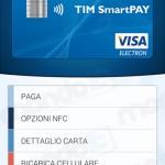 TIM Wallet: carta TIM SmartPAY