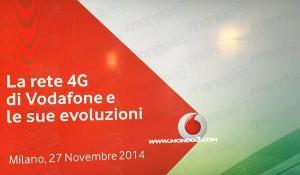 La rete 4G Vodafone e le sue evoluzioni