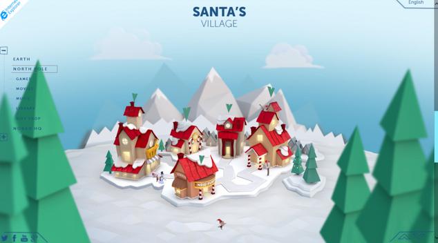 Lumia Babbo Natale