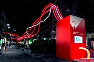 Vodafone Fibra 300 a Milano