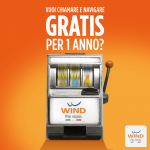 Wind promo ricarica gennaio 2015 - All Digital gratis 1 anno