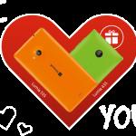 Un amore esagerato - promo Lumia San Valentino 2015