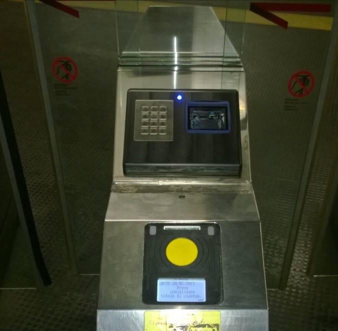 Biglietto elettronico per autobus e metropolitana di roma for Roma mobile atac
