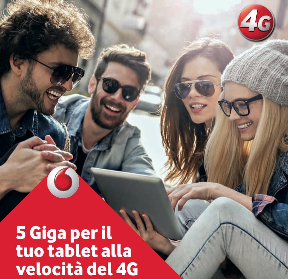 Vodafone Giga Start (Febbraio 2015)