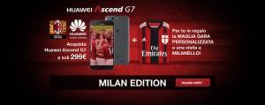 Huawei G7 AC Milan Edition