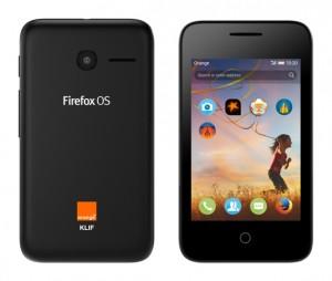 Orange Klif 3G Volcano Black