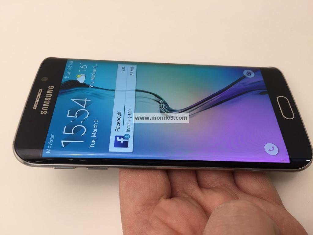 Samsung Galaxy S6 Edge: anteprima MWC by Mondo3
