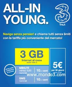 all-young-3-prezzi