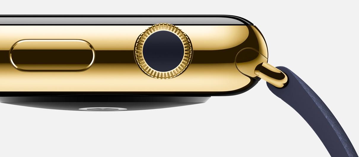 Apple Watch Edition (Oro)