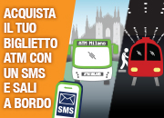 sms ticketing ATM Milano