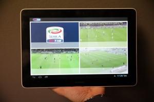 Sperimentazione LTE Broadcast con TIM, Huawei e AC Milan a San Siro