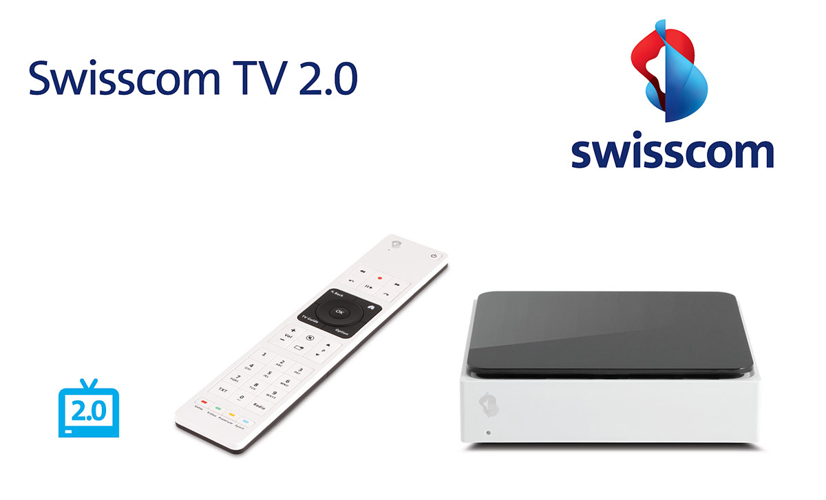 Swisscom TV