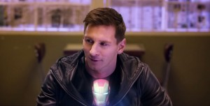 Avengers EPISODE 1 - Lionel Messi