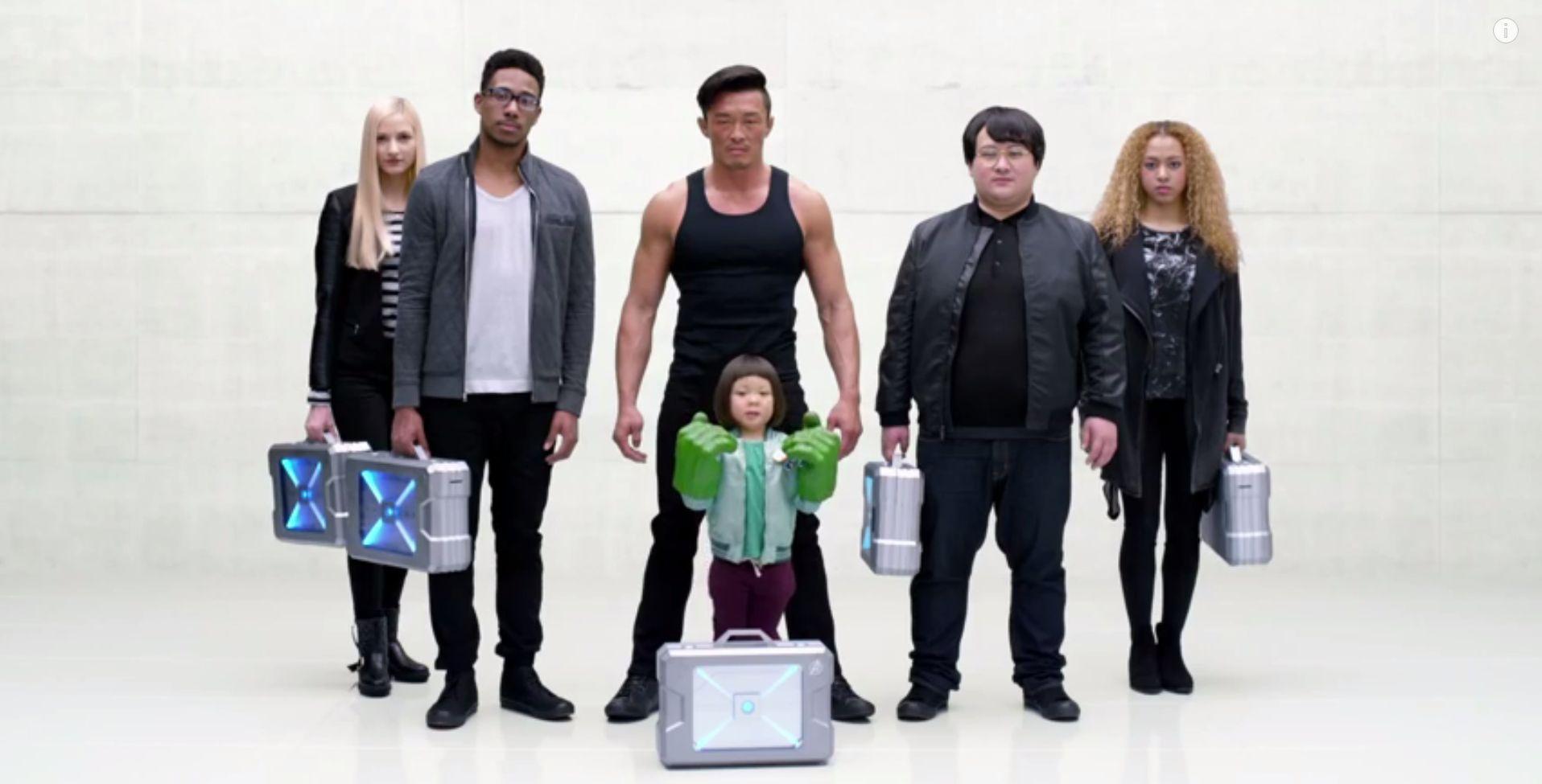 Avengers EPISODE 2 - Yoshihiro Akiyama e nuovo team