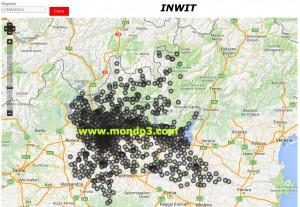 INWIT - Copertura Lombardia TIM