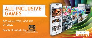 Wind All Inclusive Games by Gameloft
