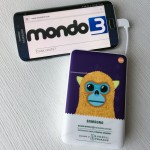 Samsung Charge The Life - Golden Monkey (www.mondo3.com)