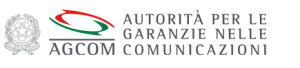 AGCOM - Authority - Logo