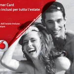Vodafone Italia Summer Card estate 2015