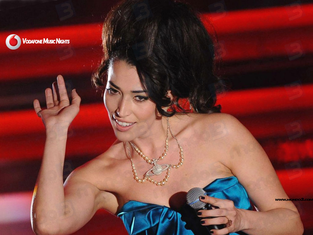 Nina Zilli alle Vodafone Music Nights (Luglio 2015)