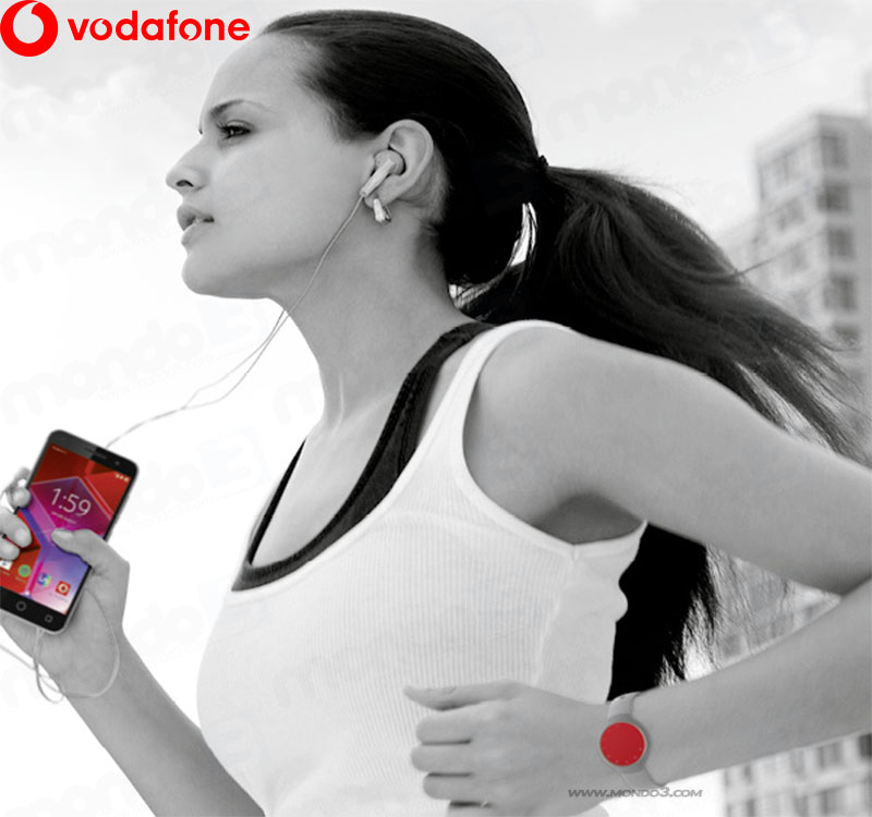 Vodafone Smart prime e Misfit Flash