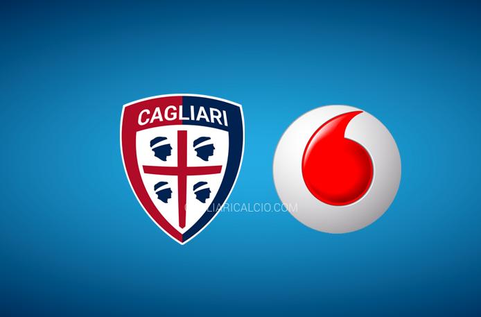 Vodafone e Cagliari Calcio