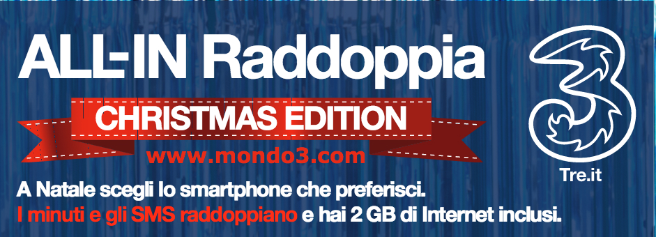 All In Raddoppia Christmas Edition