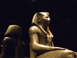 Faraone Museo Egizio