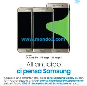 Samsung Galaxy S6 concorso