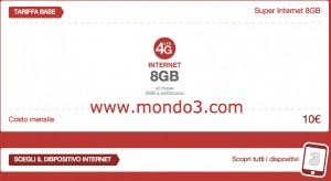 Superinternet 8GB