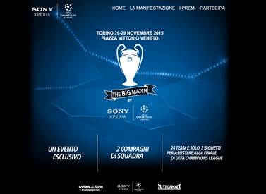 Sony Torino Champions League
