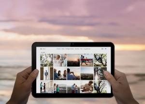Tablet panorama (Swisscom) foto