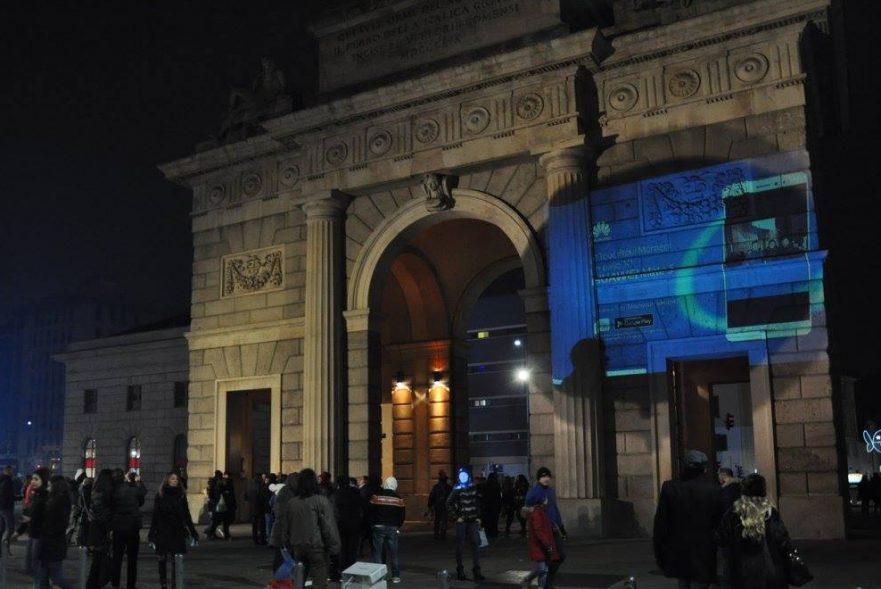 Milano Huawei