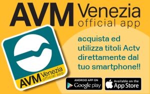 App ACTV: il biglietto via smartphone a Venezia
