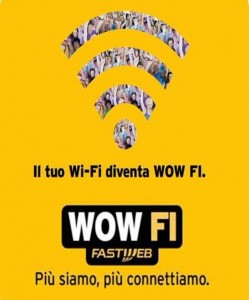 WOW FI by fastweb