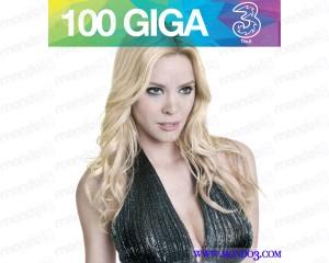 Opzione 100Giga 3 Italia