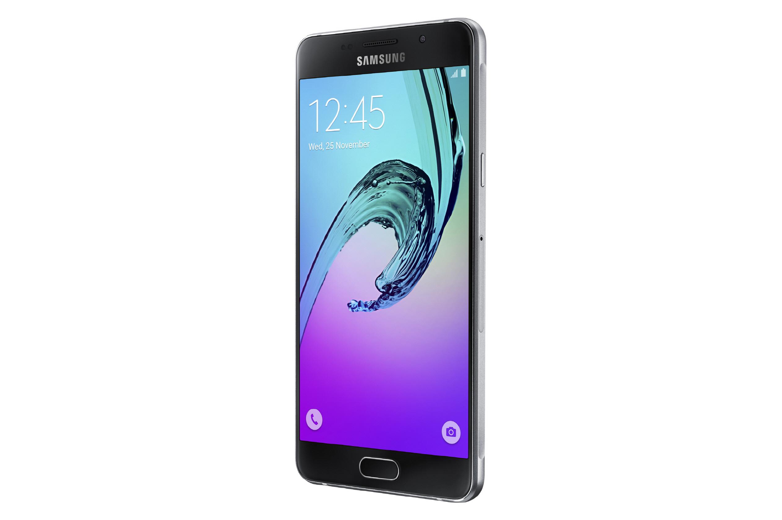 Samsung Galaxy A5(2016)_Black