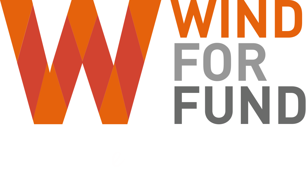 Wind For Fund (logo)