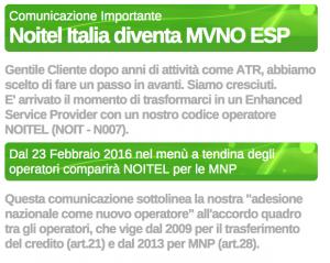 Noitel Mobile (annuncio)