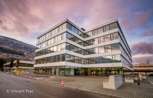 Swisscom Sion Businesspark_in_Sion_Bild2