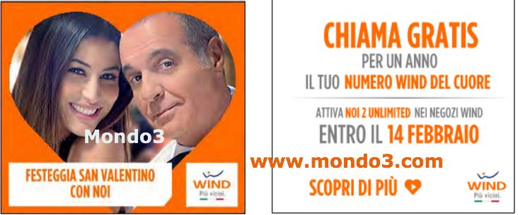 Wind San Valentino 2016