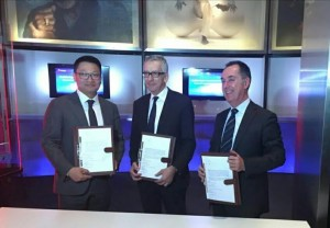CRS4 e Huawei Memorandum of Understanding