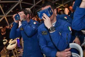 Roma 16 marzo 2016. La Lanterna. Evento Fastweb Ready to fly 360. © Francesco Vignali Variego