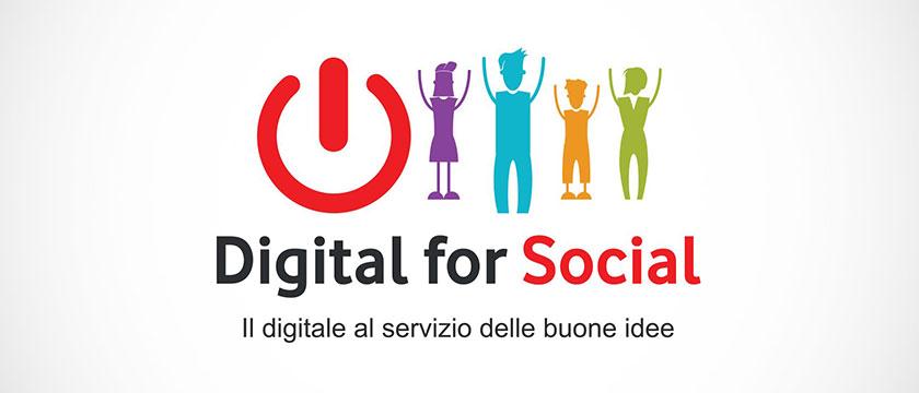 Fondazione Vodafone Italia Digital For Social