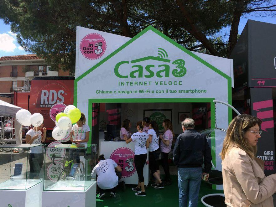 Casa3 @ Giro d'Italia 2016