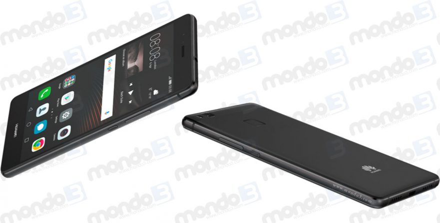 Huawei P9 Lite (black)