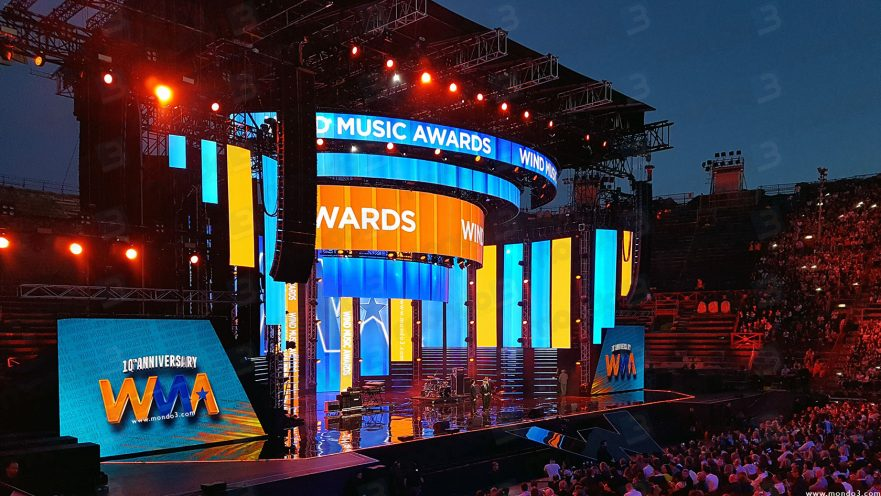 #WMA16 Wind Music Awards 2016